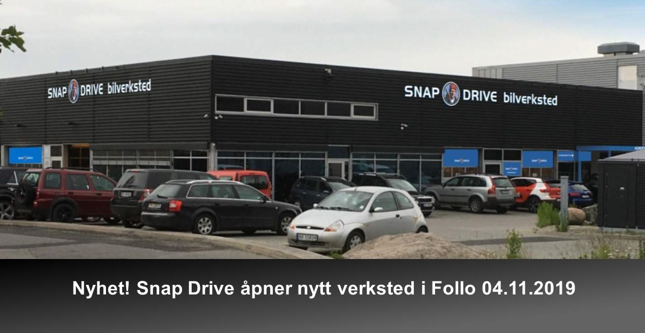 Snap Drive Rosenholm